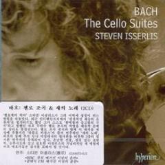 Bach - The Cello Suites CD 1 (No. 2) - Steven Isserlis