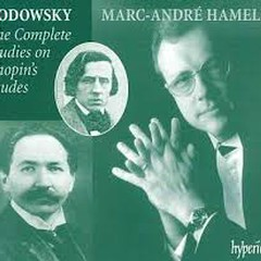 Godowsky - The Complete Studies On Chopin's Etudes CD 1 (No. 1) - Marc-André Hamelin