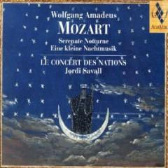 Mozart - Serenate Notturne; Eine Kleine Nachtmusik