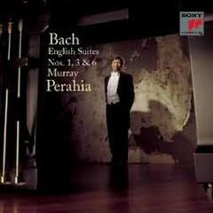 Bach - English Suites Nos. 1, 3 & 6 (No. 2)