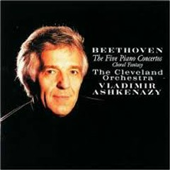 Beethoven - The Five Piano Concertos CD 1