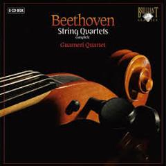 Beethoven String Quartets CD 8 - Guarneri Quartet