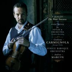 Vlad's Favorite Albums - The Four Seasons - Andrea Marcon,G.Carmignola