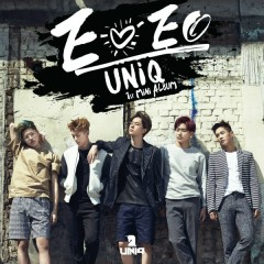 The 1st Mini Album `EOEO` (Chinese Version) - Uniq