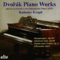 Dvorak Piano Works (No. 1)