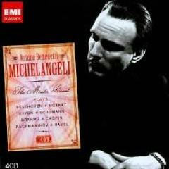 Icon - Arturo Benedetti Michelangeli CD 4 - Arturo Benedetti Michelangeli