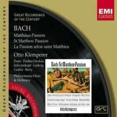 Bach - St Matthew Passion CD 1 (No. 1) - Otto Klemperer,Philharmonia Orchestra
