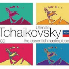 Ultimate Tchaikovsky CD 1 - Henryk Szeryng