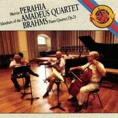Brahms - Piano Quartet, Op. 25
