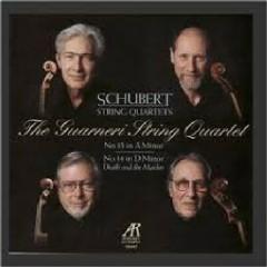 Schubert - String Quartets Nos. 13 & 14 - Guarneri Quartet