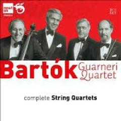 Bartók - Complete String Quartets CD 2 - Guarneri Quartet