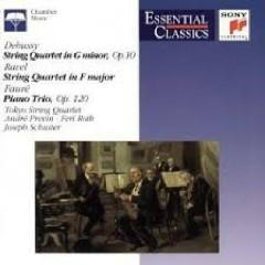 Debussy & Ravel - String Quartets  - Tokyo String Quartet