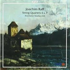 Raff - String Quartets Nos. 6 And 7