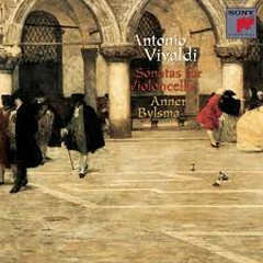 Vivaldi - Sonatas For Violoncello & Basso Continuo (No. 1) - Anner Bylsma