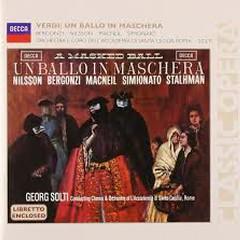 Verdi - Un Ballo In Maschera CD 1 (No. 2) - Sir Georg Solti,Various Artists