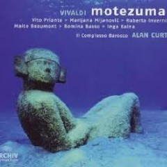Vivaldi - Motezuma CD 2