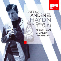 Haydn - Piano Concertos Nos. 3, 4, 11