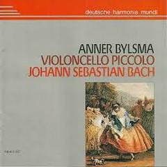 Bach - Violoncello Piccolo