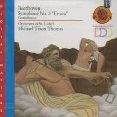 Beethoven - Symphony No. 3 Eroica; Contredanses - Michael Tilson Thomas,Orchestra Of St. Luke's