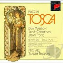 Puccini - Tosca CD 1  - Michael Tilson Thomas