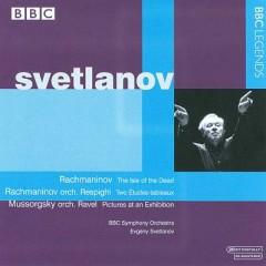 Svetlanov Conducts Rachmaninov & Mussorgsky - Evgeny Svetlanov