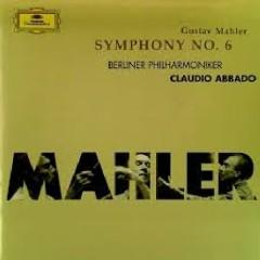 Mahler - Symphony #6 - Claudio Abbado,Berliner Philharmoniker