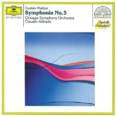 Mahler - Symphony No. 5 - Claudio Abbado,Chicago Symphony Orchestra