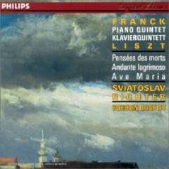 Franck - Piano Quintet In F Minor; Liszt - Harmonies Poetiques Et Religieuses, Ave Maria