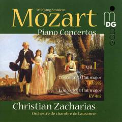 Mozart - Piano Concertos Vol. 1