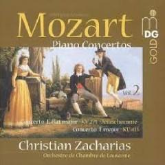 Mozart - Piano Concertos Vol. 2