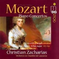 Mozart - Piano Concertos Vol. 3