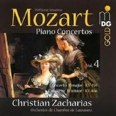 Mozart - Piano Concertos Vol. 4