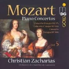 Mozart - Piano Concertos Vol. 5