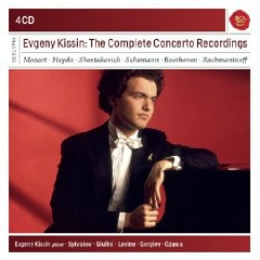 Evgeny Kissin - The Complete Concerto Recordings Disc 2