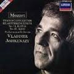 Mozart - Piano Concertos No.11 & 14  - Vladimir Ashkenazy,Philharmonia Orchestra