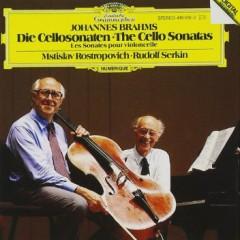 Brahms - The Cello Sonatas