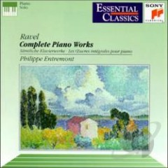Ravel - Complete Piano Works CD 2