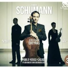 Schumann - Cello Concerto, Piano Trio