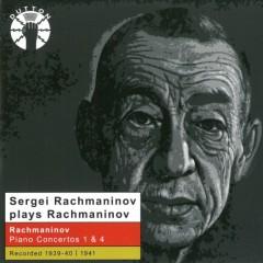 Rachmaninov - Piano Concerto 1 & 4 - Leopold Stokowski