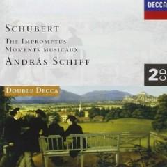 Schubert - The Impromptus, Moments Musicaux CD 1