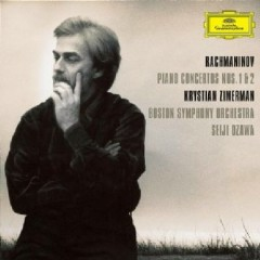 Rachmaninov - Piano Concertos Nos. 1 & 2  - Seiji Ozawa,Krystian Zimerman,Boston Symphony Orchestra