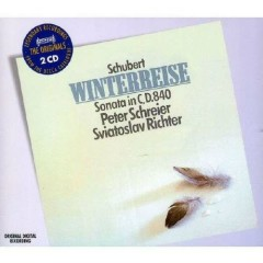 Schubert - Winterreise Sonata In C,D.840 CD 2