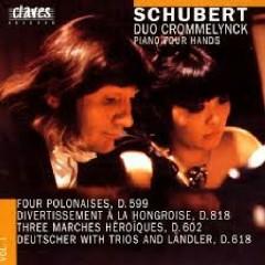 Schubert - Piano For Hands