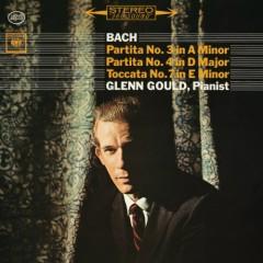 Bach - Partitas & Toccata