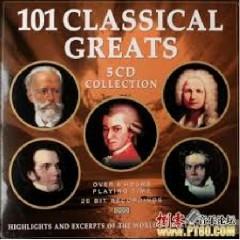 101 Classical Greats CD 1 (No. 2)
