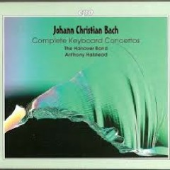 Bach - Complete Keyboard Concertos CD 1 - Anthony Halstead,Hanover Band