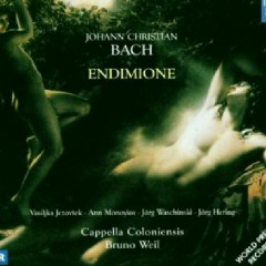 Johann Christian Bach - Endimione (No. 1) - Bruno Weil,Various Artists