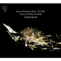 Bach - Sei solo - Sonatas & Partitas For Violin CD 2 - Christine Busch