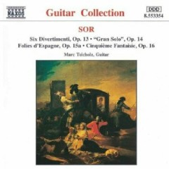 Sor - Guitar Music Op. 13 - Op. 16