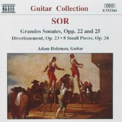 Sor - Grandes Sonates, Opp. 22 & 25 (No. 1)